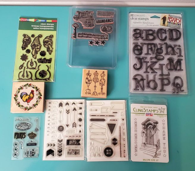 hodgepodge stamps